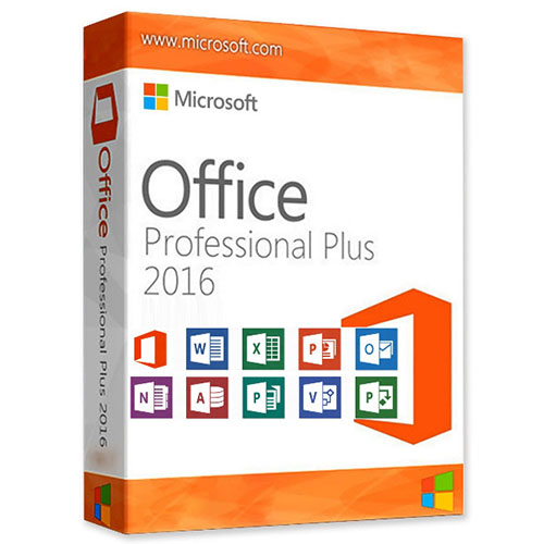 Office Professional Plus 2016 Key
