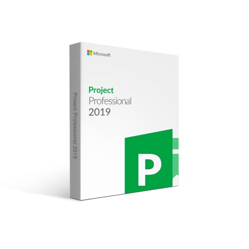 Project Professional 2019 Key