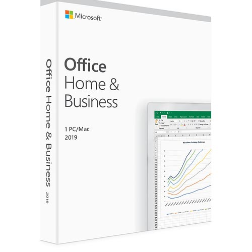 Office Home & Business for Mac 2019 Key