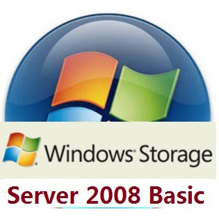 Windows Storage Server 2008 Basic