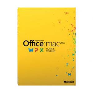 Office for Mac Home and Student 2011